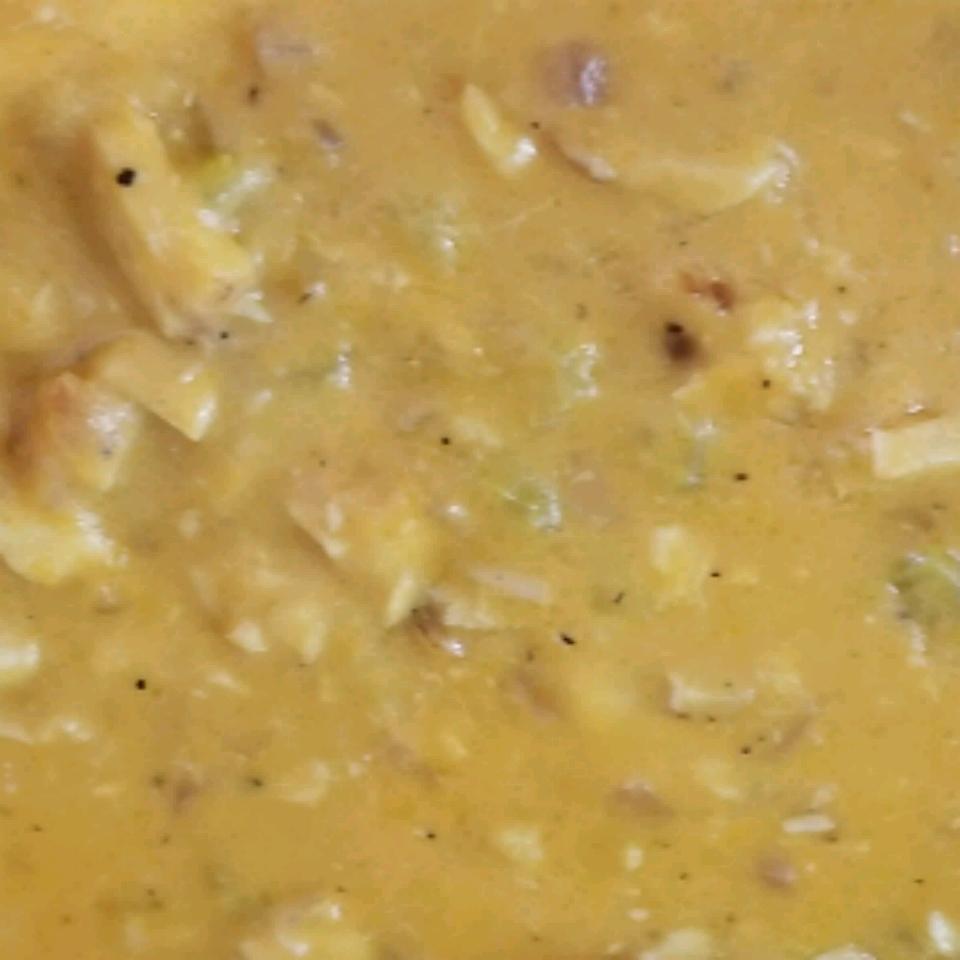 Buffalo Chicken Soup Elizabeth