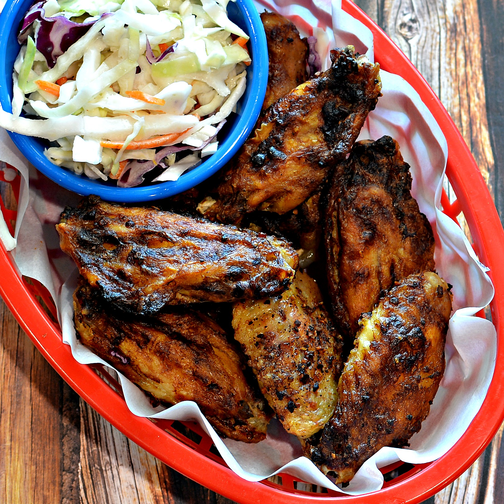 Instant Pot(R) Crispy Barbecue Chicken Wings bd.weld