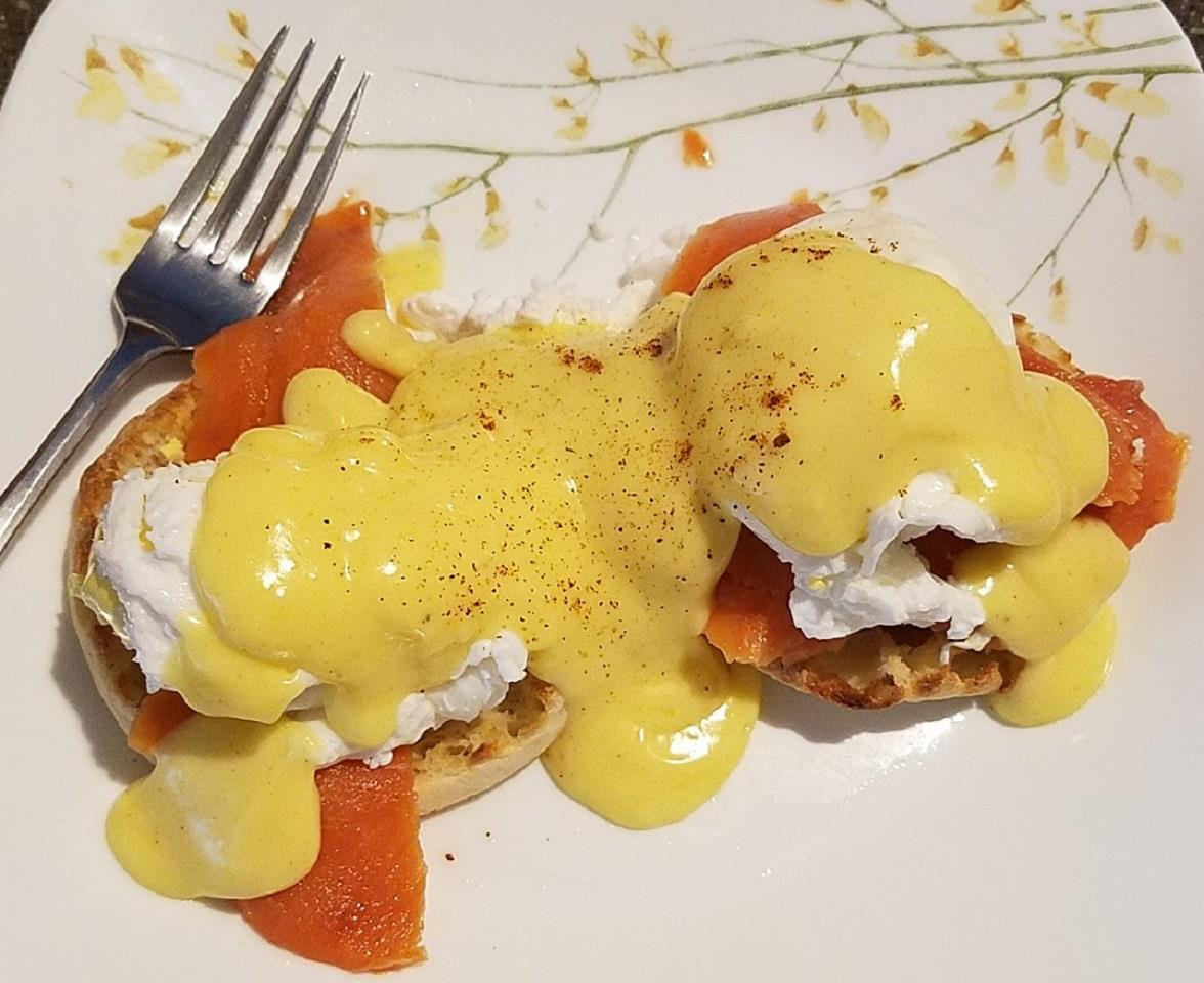 Chef John's Easy One-Bowl Hollandaise Sauce Dano