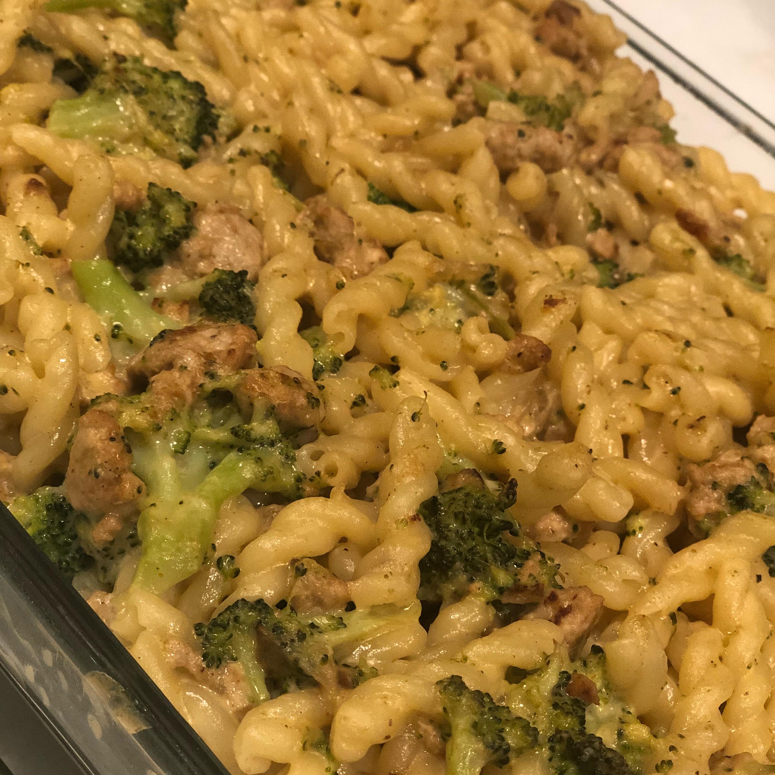 Creamy Chicken and Broccoli Casserole