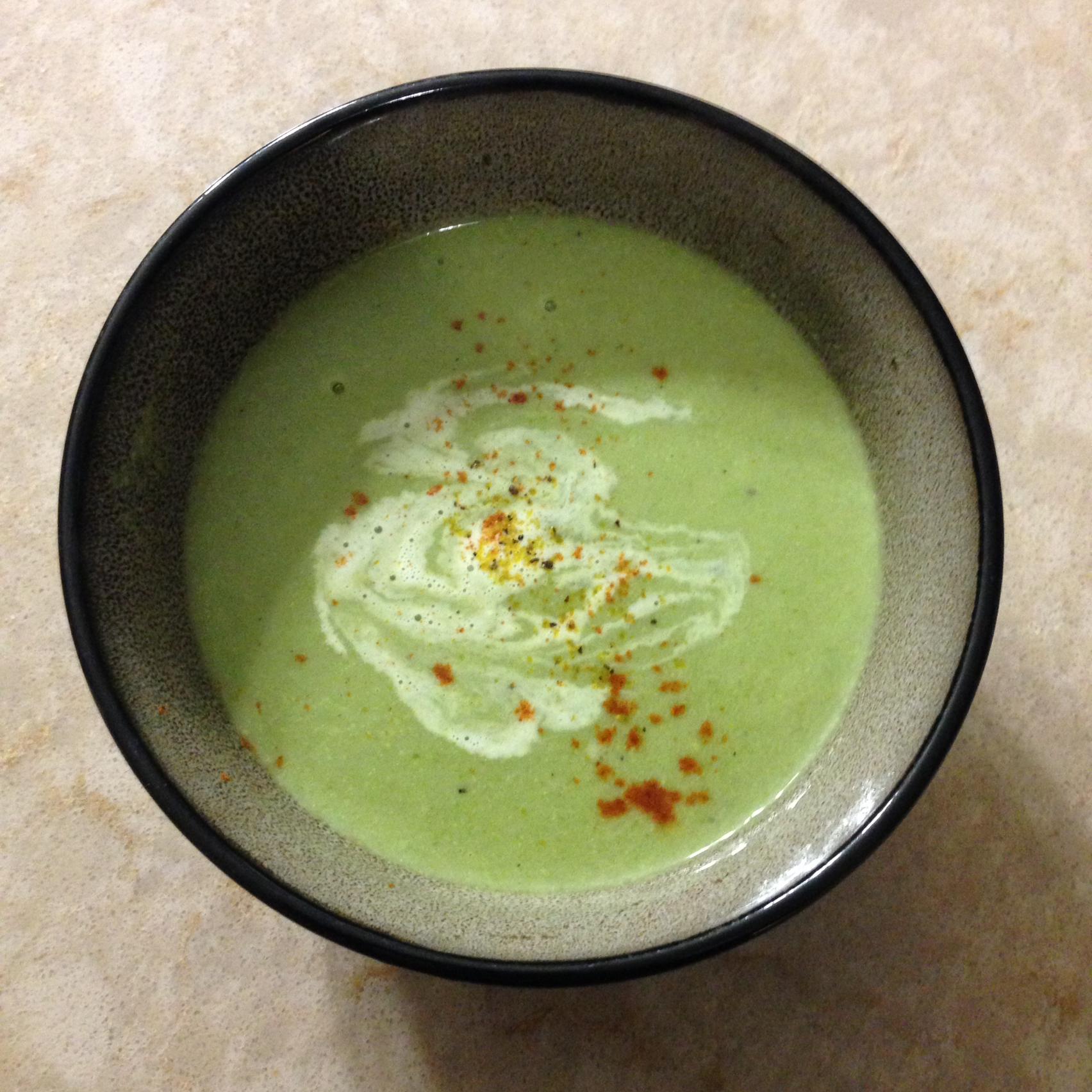 Chef John's Cream of Asparagus Soup image