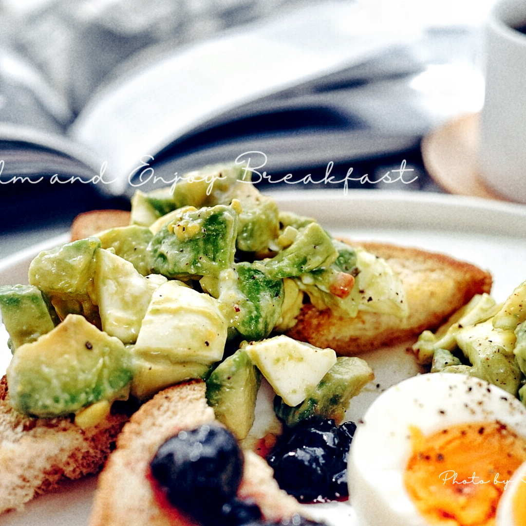 Avocado Egg Salad image