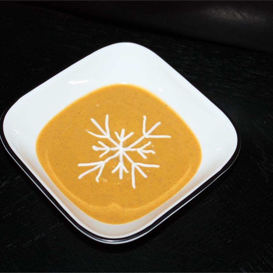 Butternut Soup stackhawkley