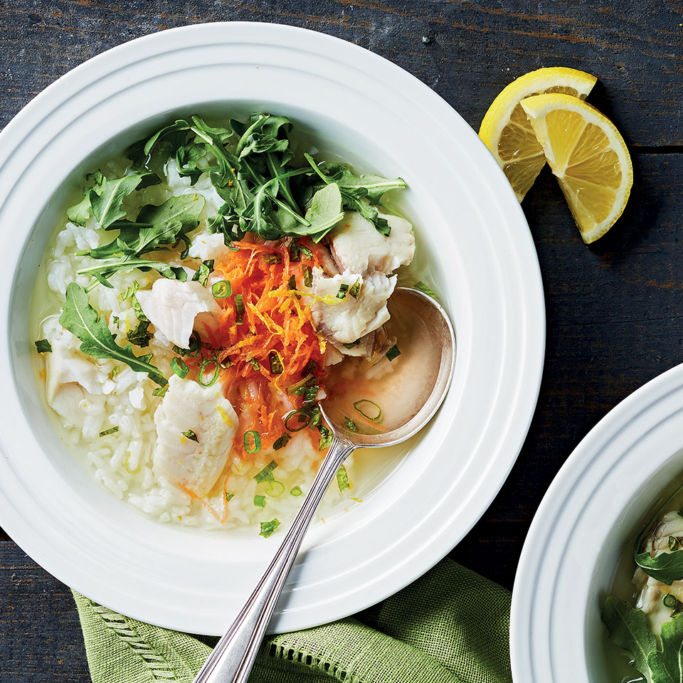 Fragrant Fish Soup Ellen Ecker Ogden
