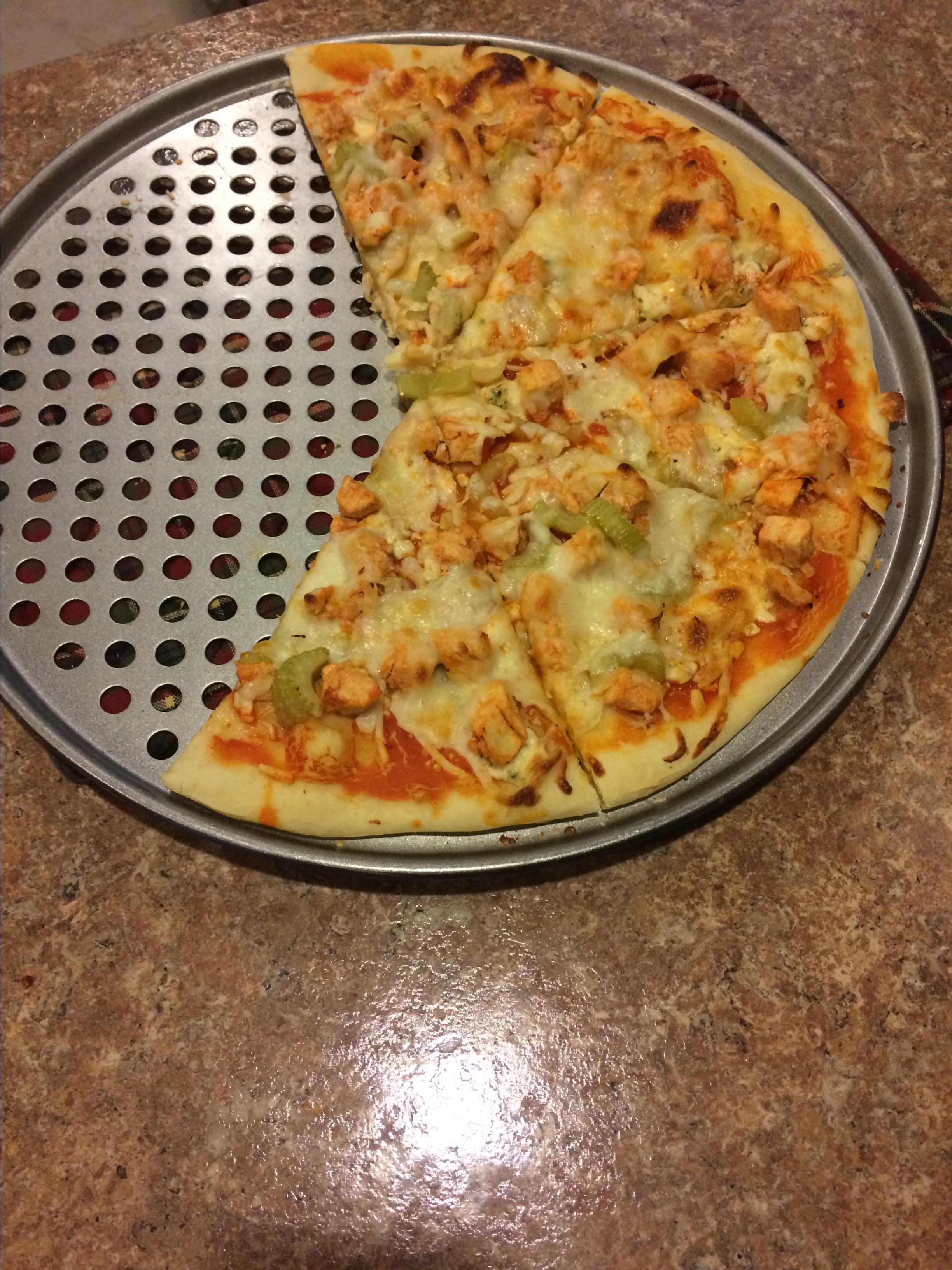 Touchdown Pizza Bill Atkins