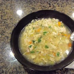Classic Chicken and Rice Soup rtorgie