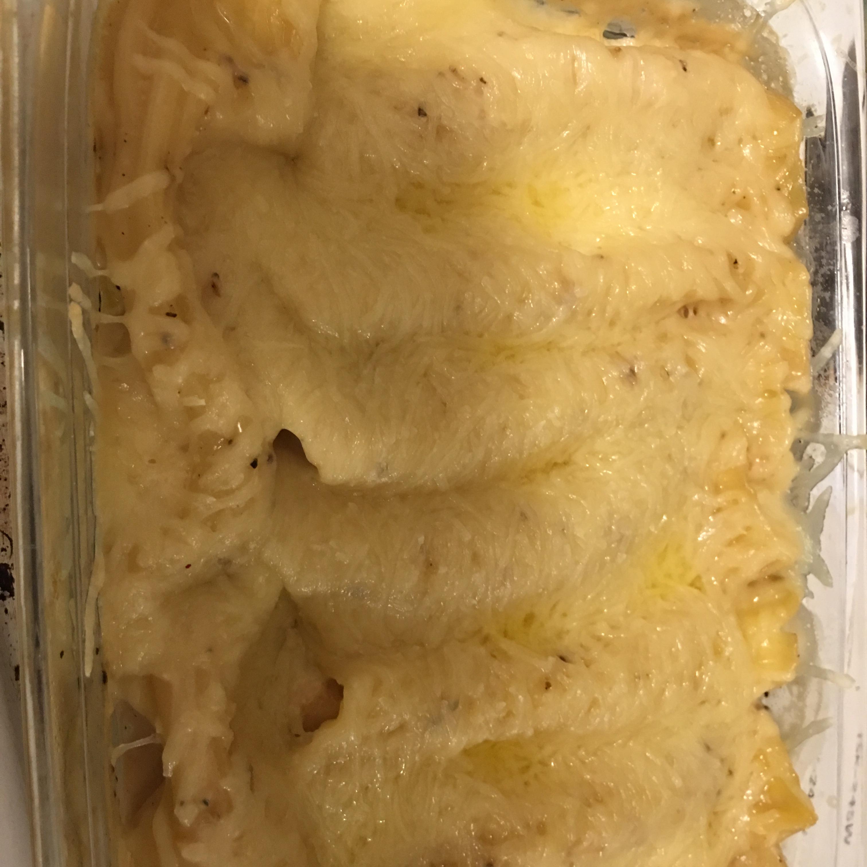 Easy Chicken Stuffed Manicotti Tasha Showalter
