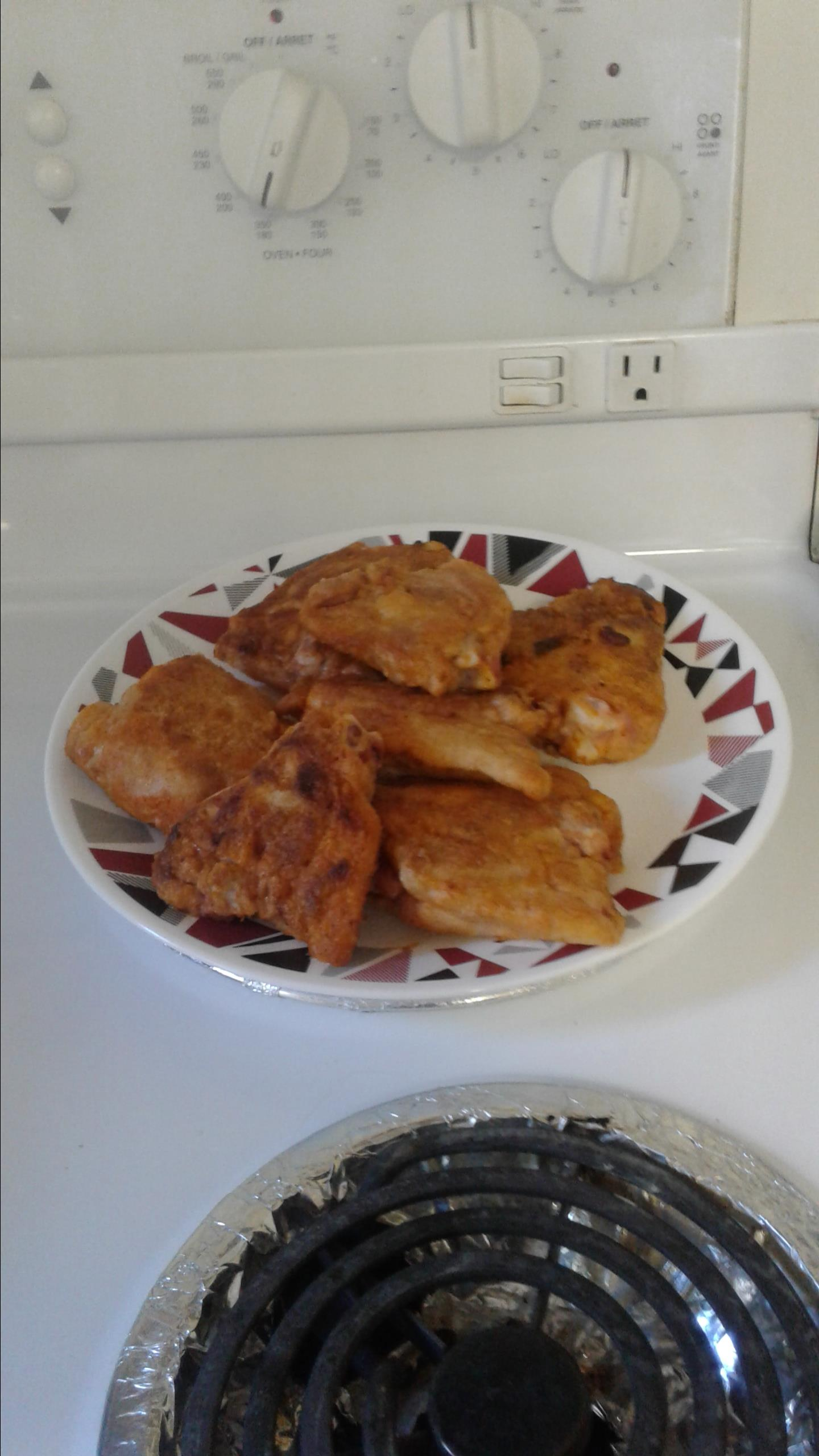 Oktoberfest Chicken and Red Cabbage
