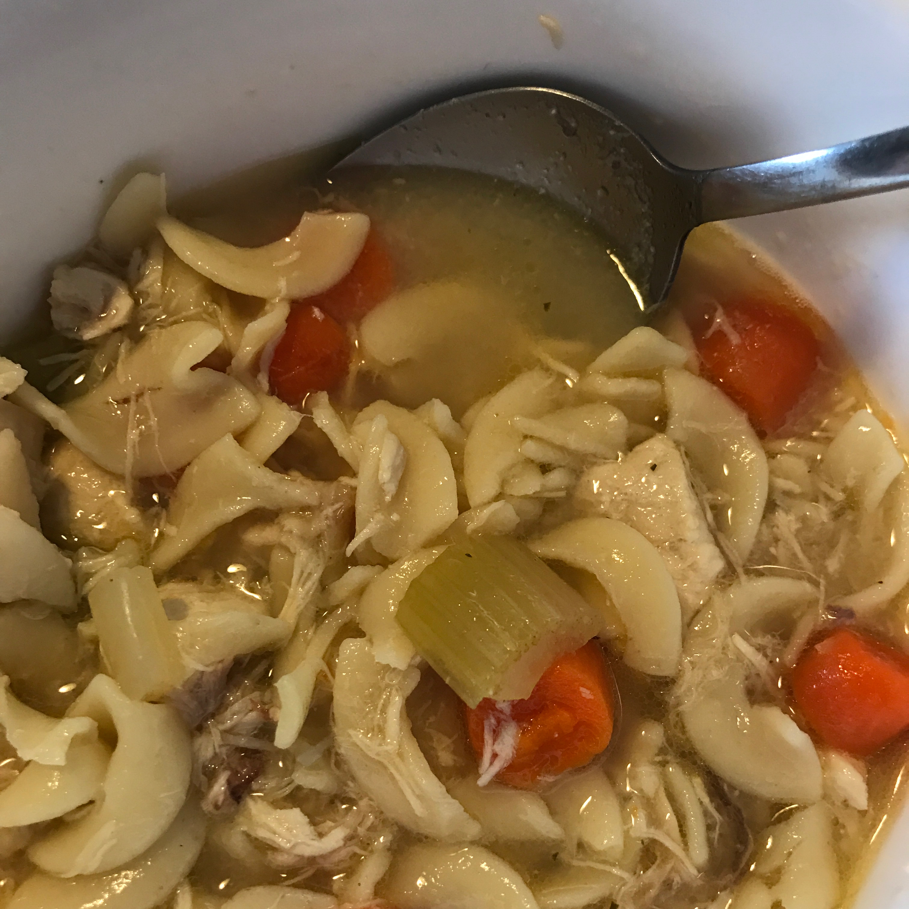 Awesome Chicken Noodle Soup Esther