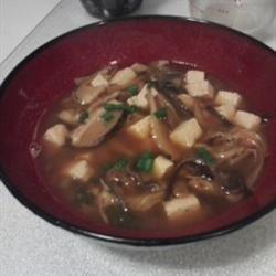 Vegan Hot and Sour Soup