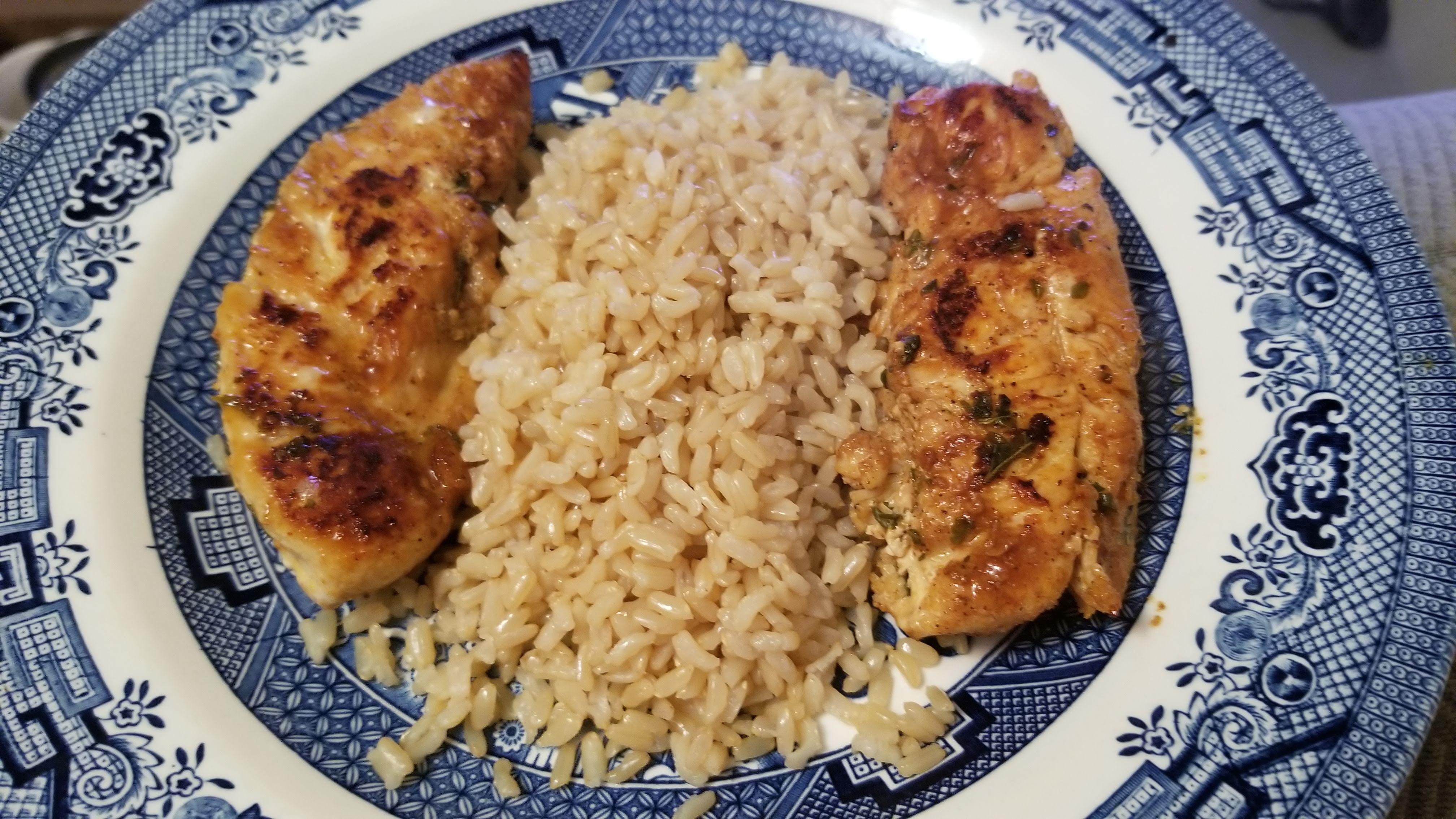 Cajun Chicken Robert Saunders