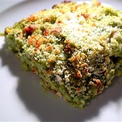Broccoli Potato Bake STAMAR