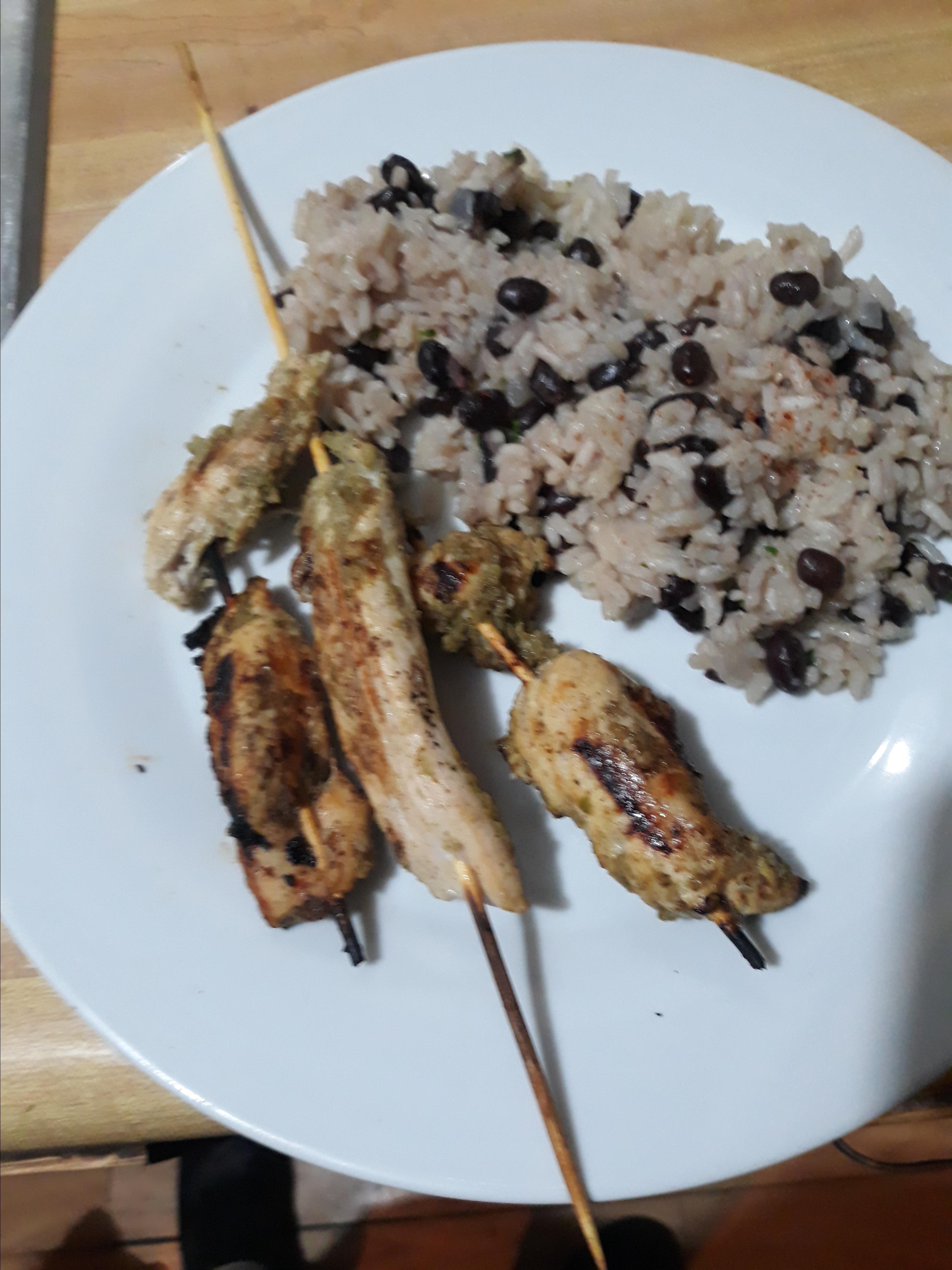 Jamaican Jerk Chicken Robert