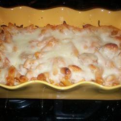 Chicken and Chorizo Pasta Bake Deb C