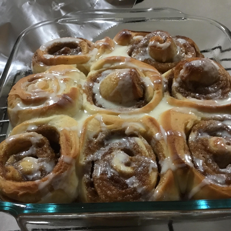 Cinnamon Rolls Ii Recipe Allrecipes