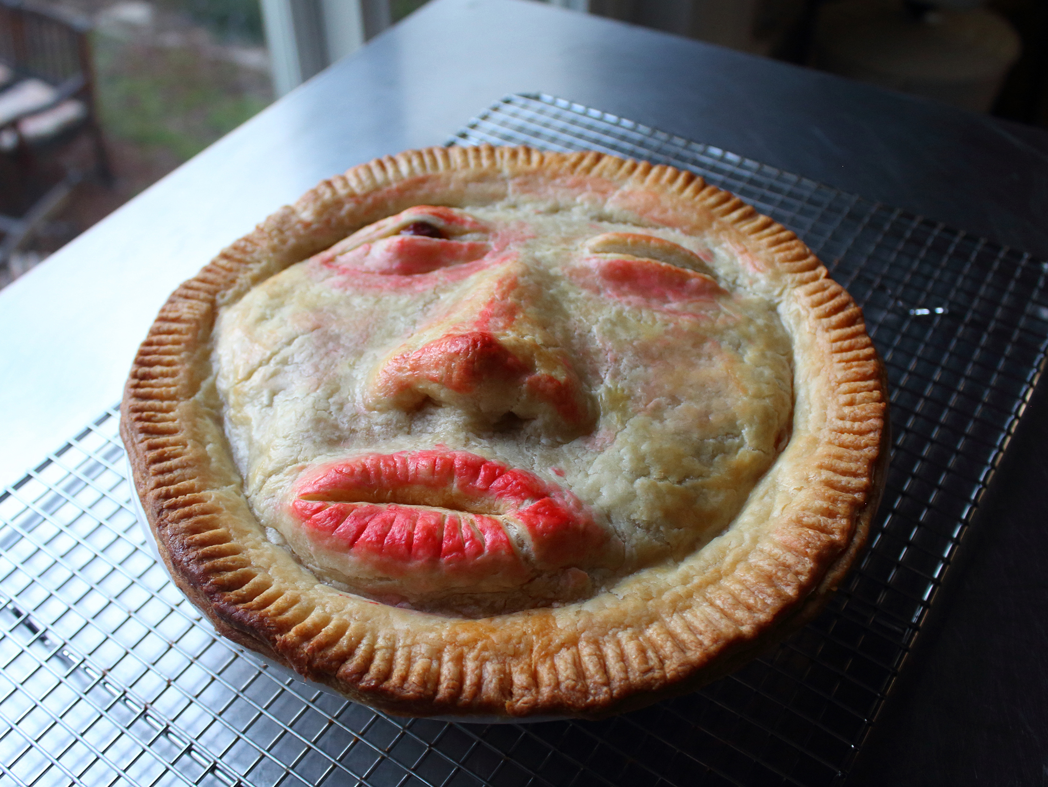 Chef John S Face Pie Allrecipes