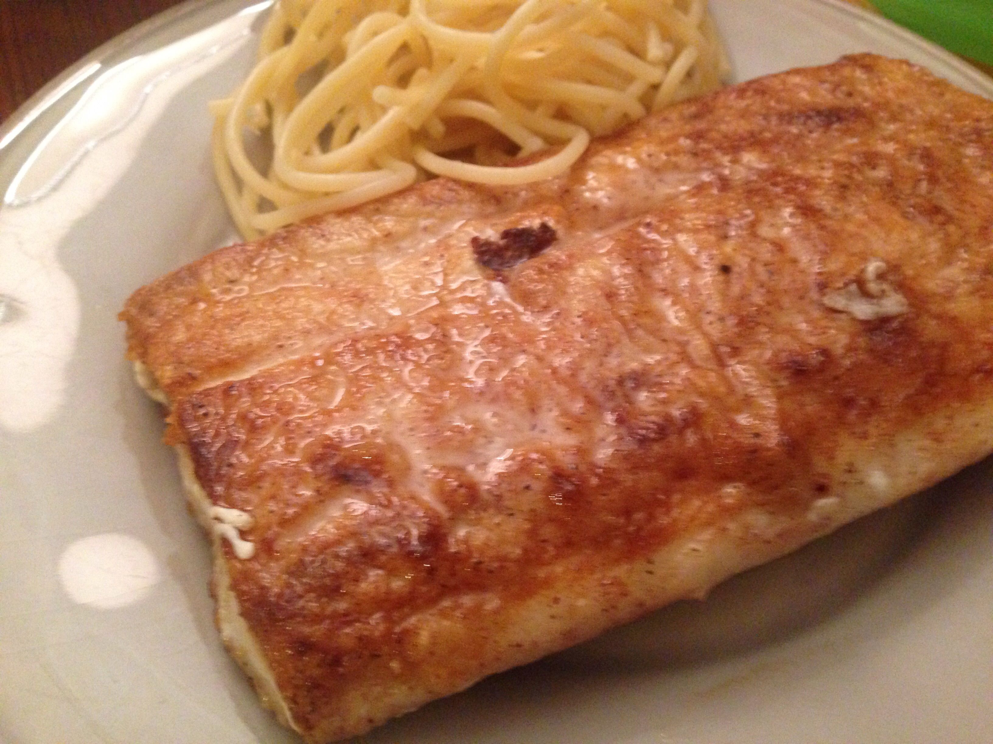 Easy Pan-Fried Fish Fillet