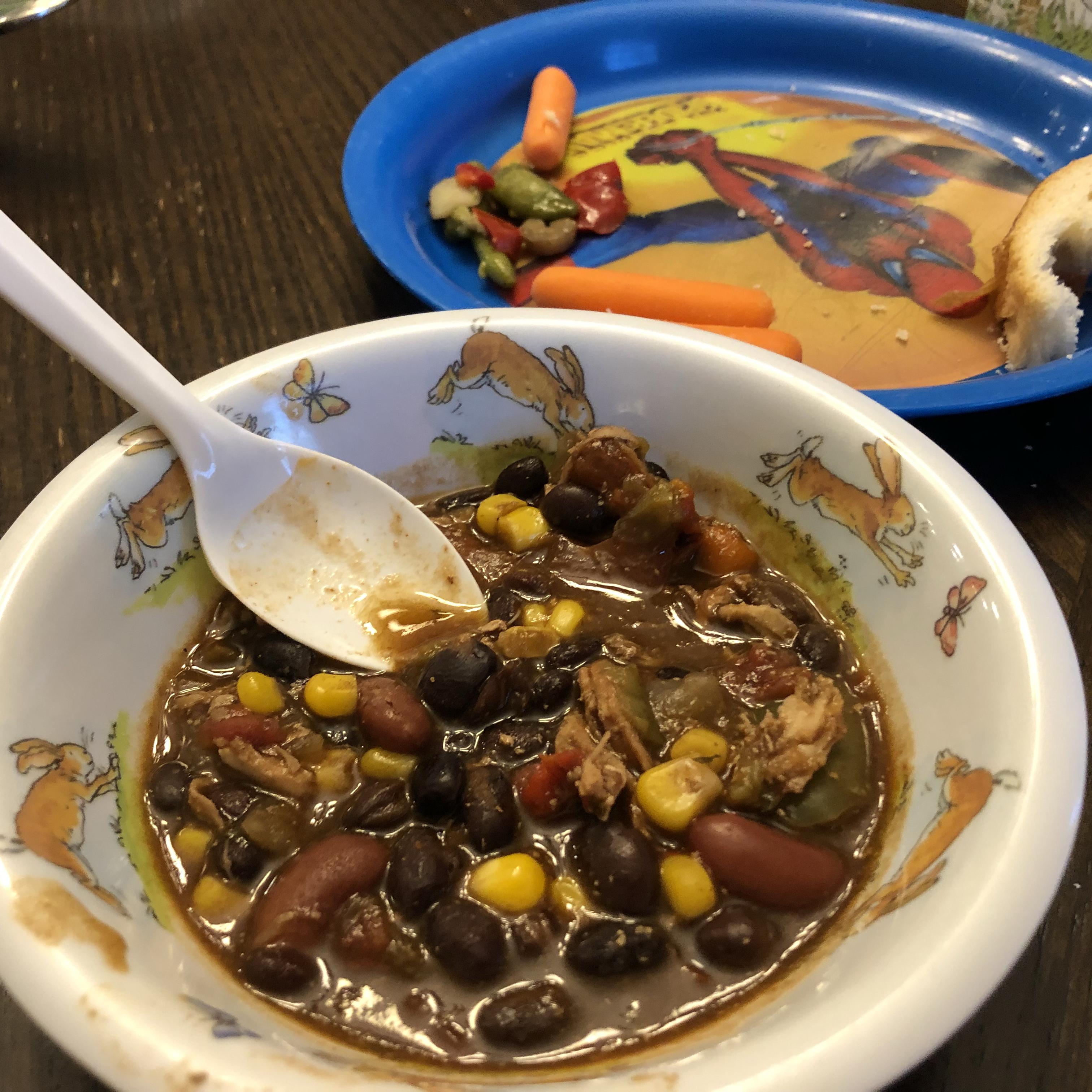 Chicken Chili Soup mnmarzian