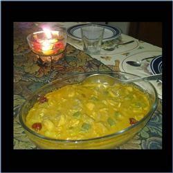 Thai Pineapple Chicken Curry Samia Asaad