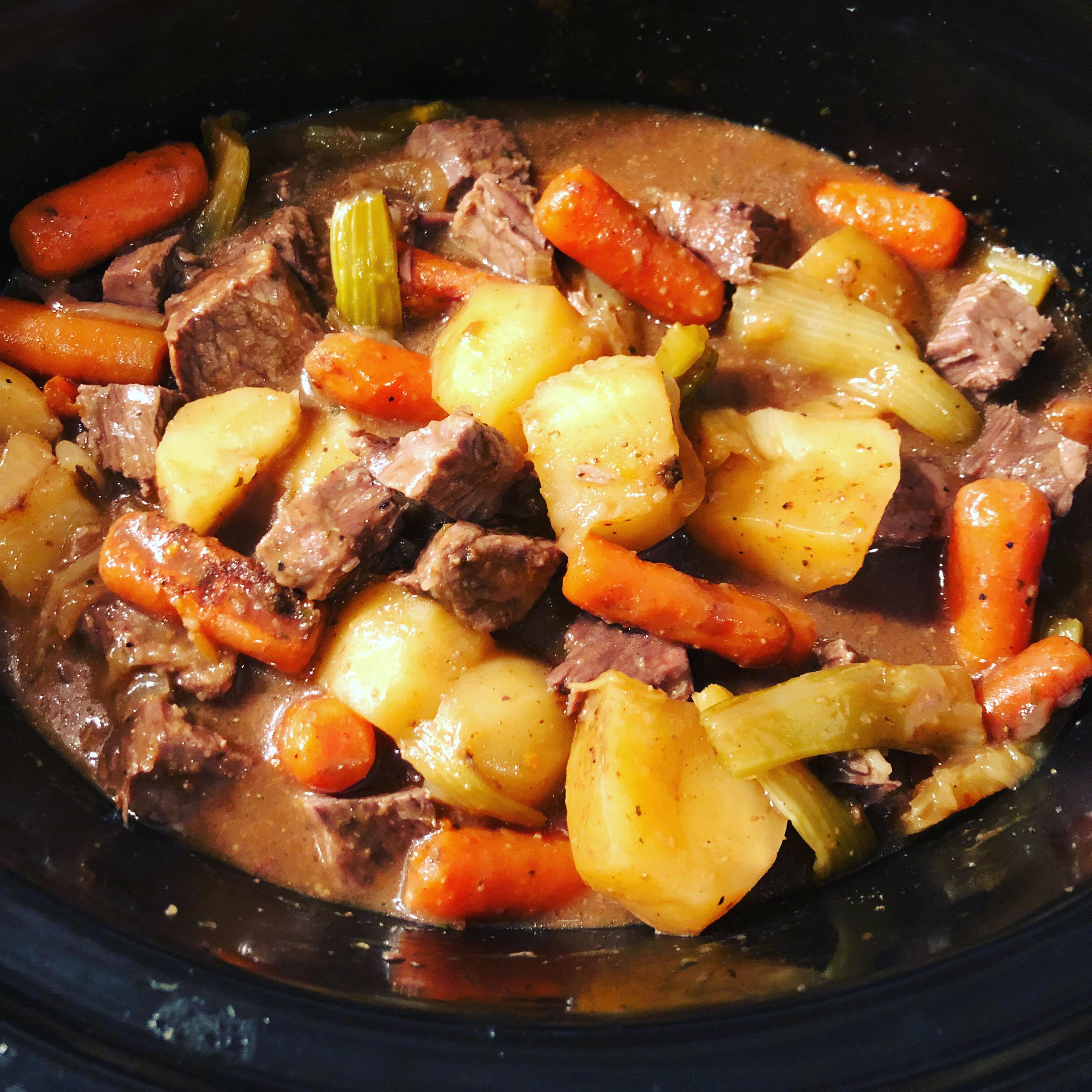 Slow Cooker Pot Roast image