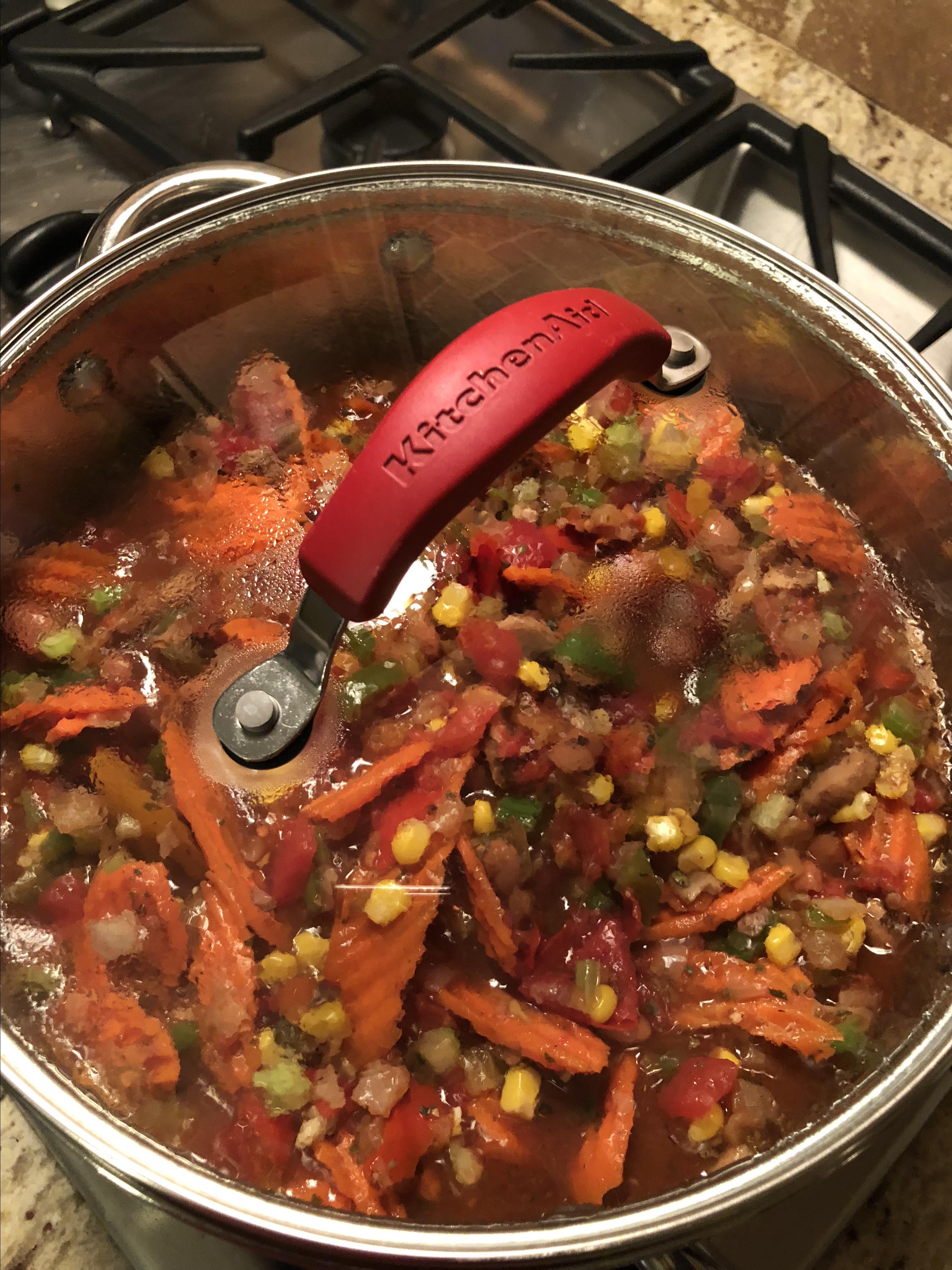 Insanely Easy Vegetarian Chili_image
