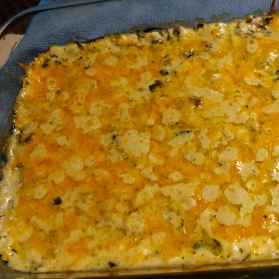 Sour Cream Mushroom Dip jowolf2