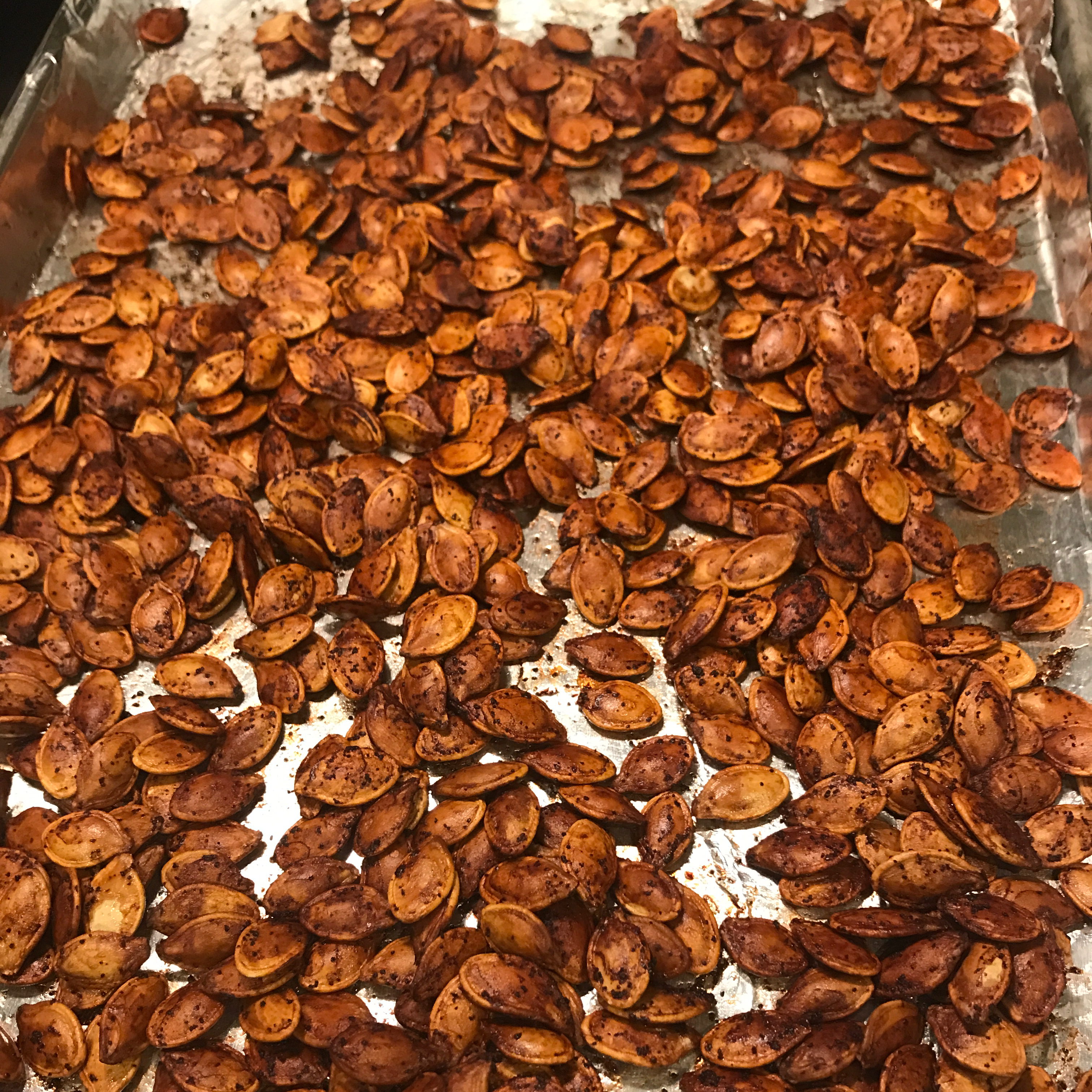 Super Tasty Pumpkin Seeds