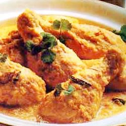 Chicken Korma sudesh