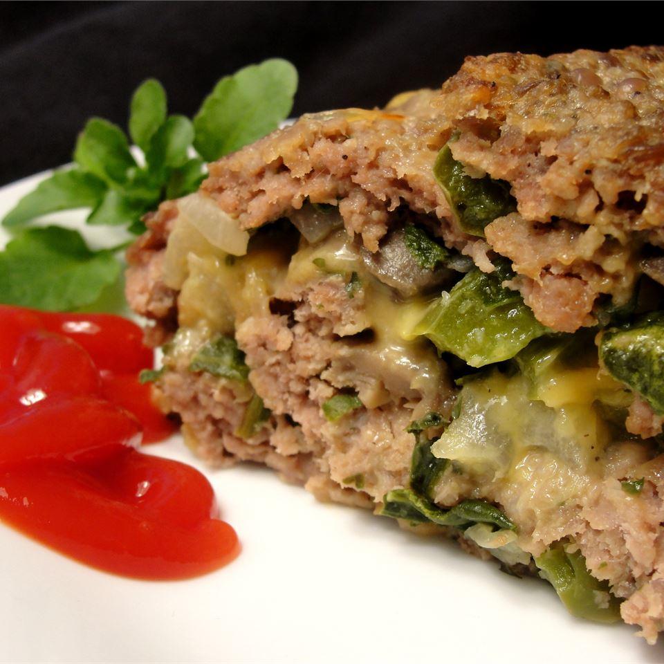 Pinwheel Meatloaf