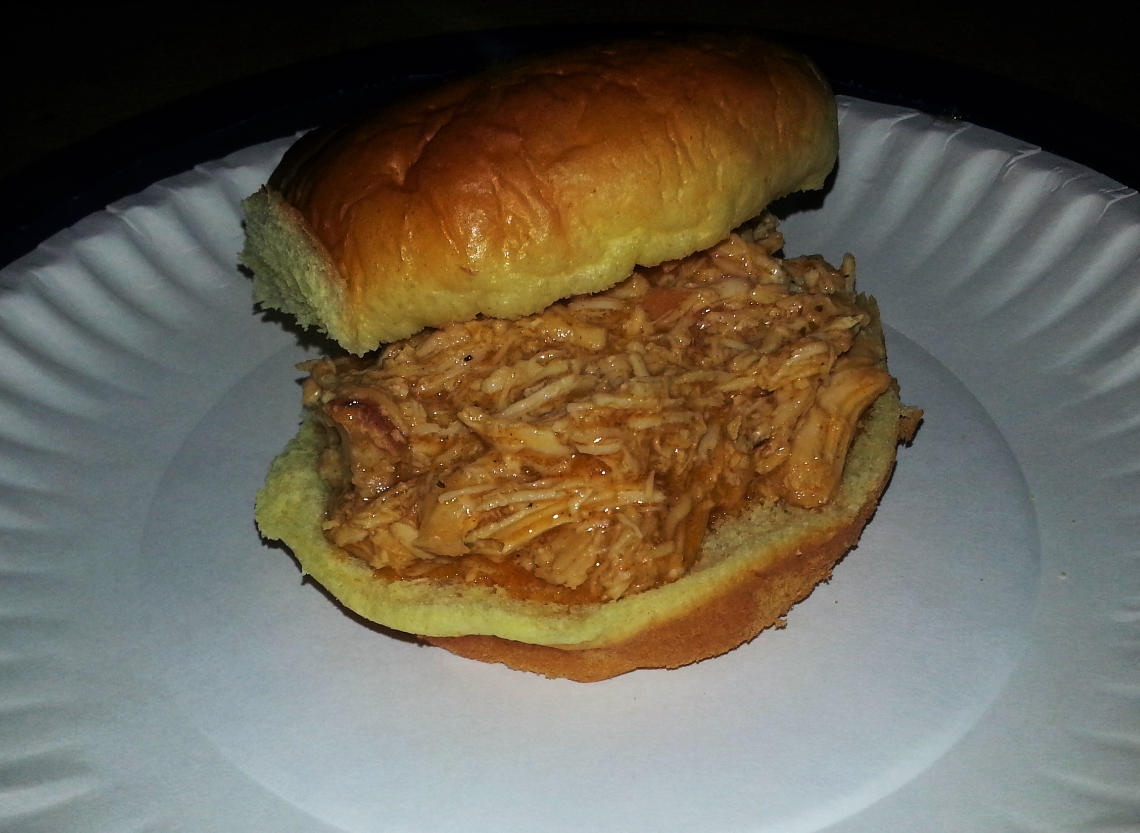Slow Cooker Buffalo Chicken Sandwiches Jim Henderson