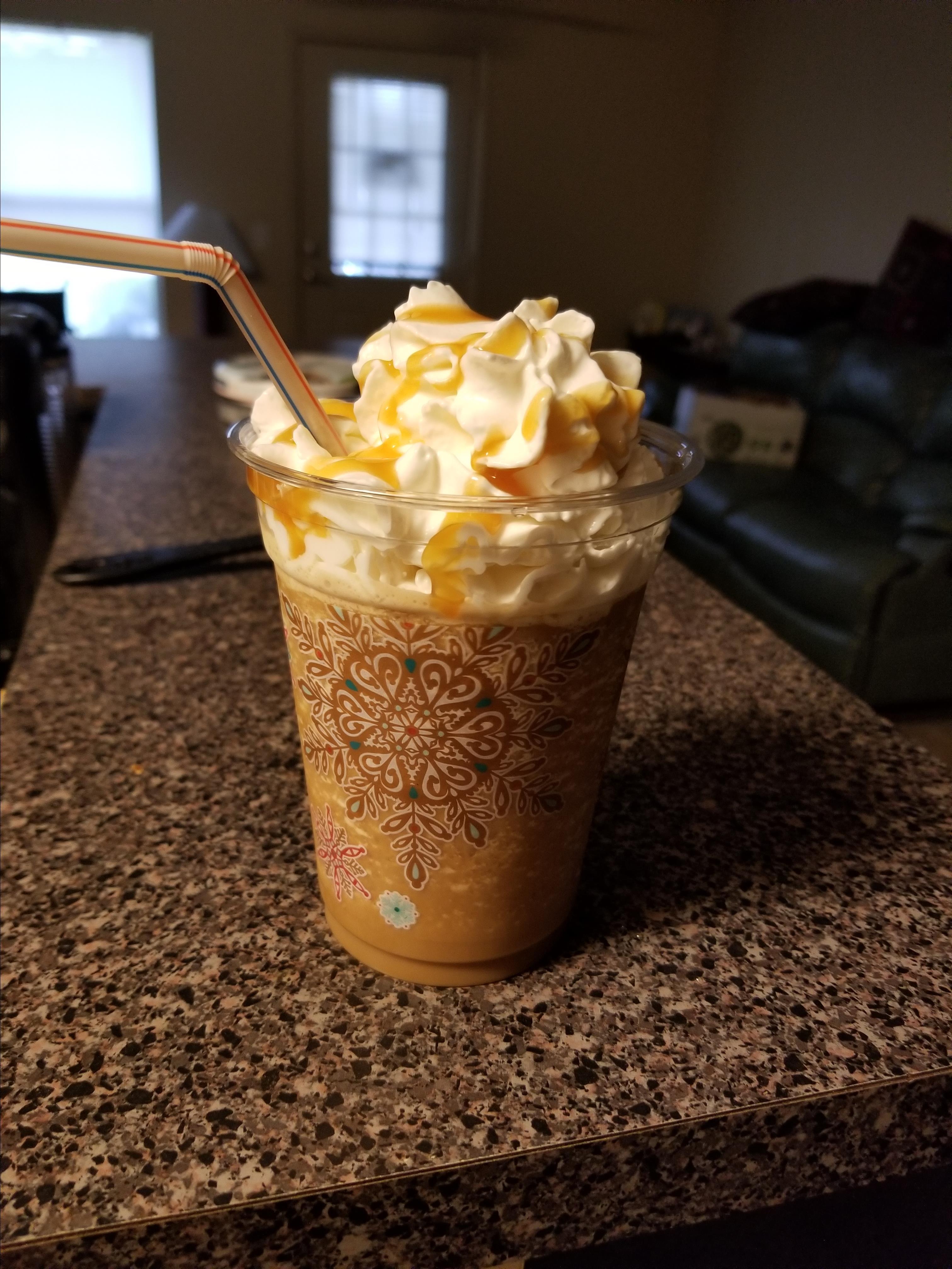 Starbucks Caramel Frappuccino Copycat Recipe Recipe Allrecipes
