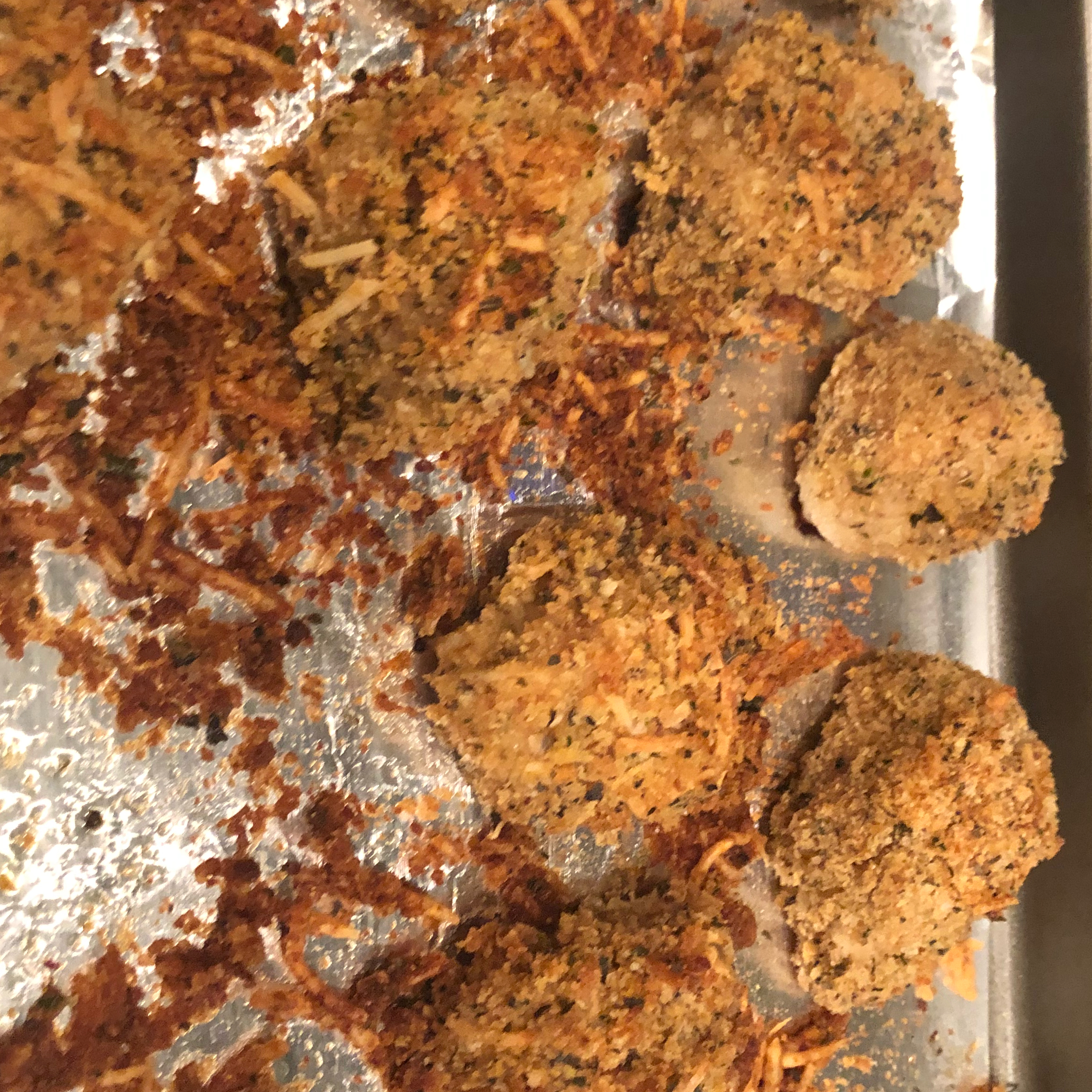 Baked Chicken Nuggets Jaime R. Tirado