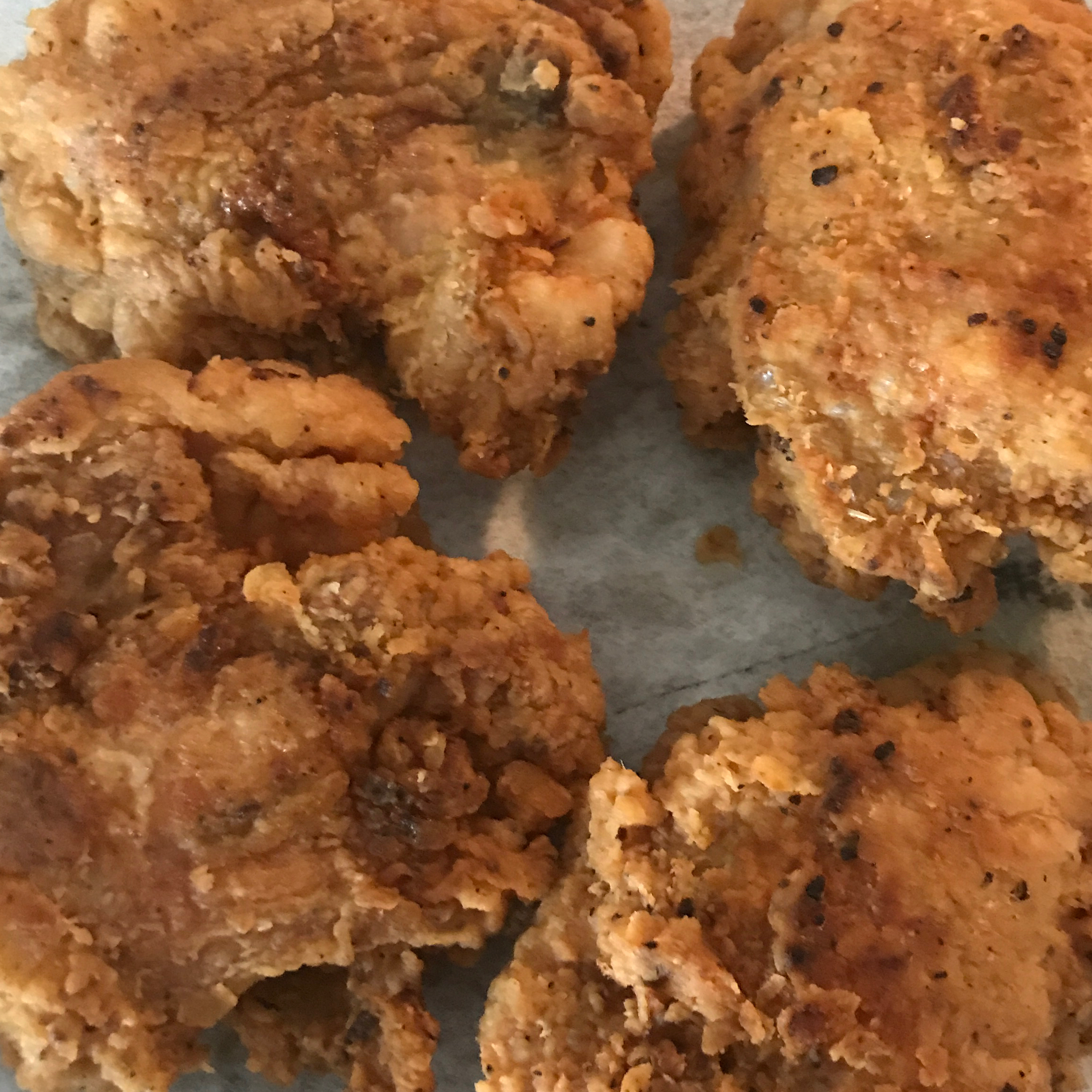 Fried Chicken StellarYogi