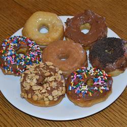 Grandma's Doughnuts Mary Wagner