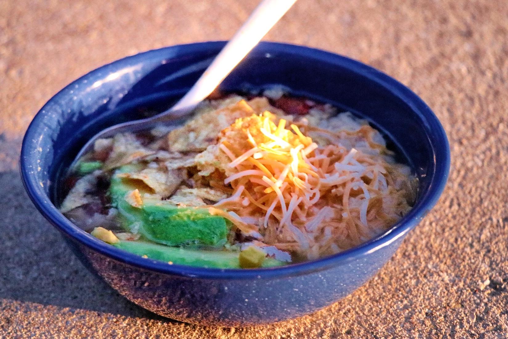 Six Can Chicken Tortilla Soup fabeverydayblog