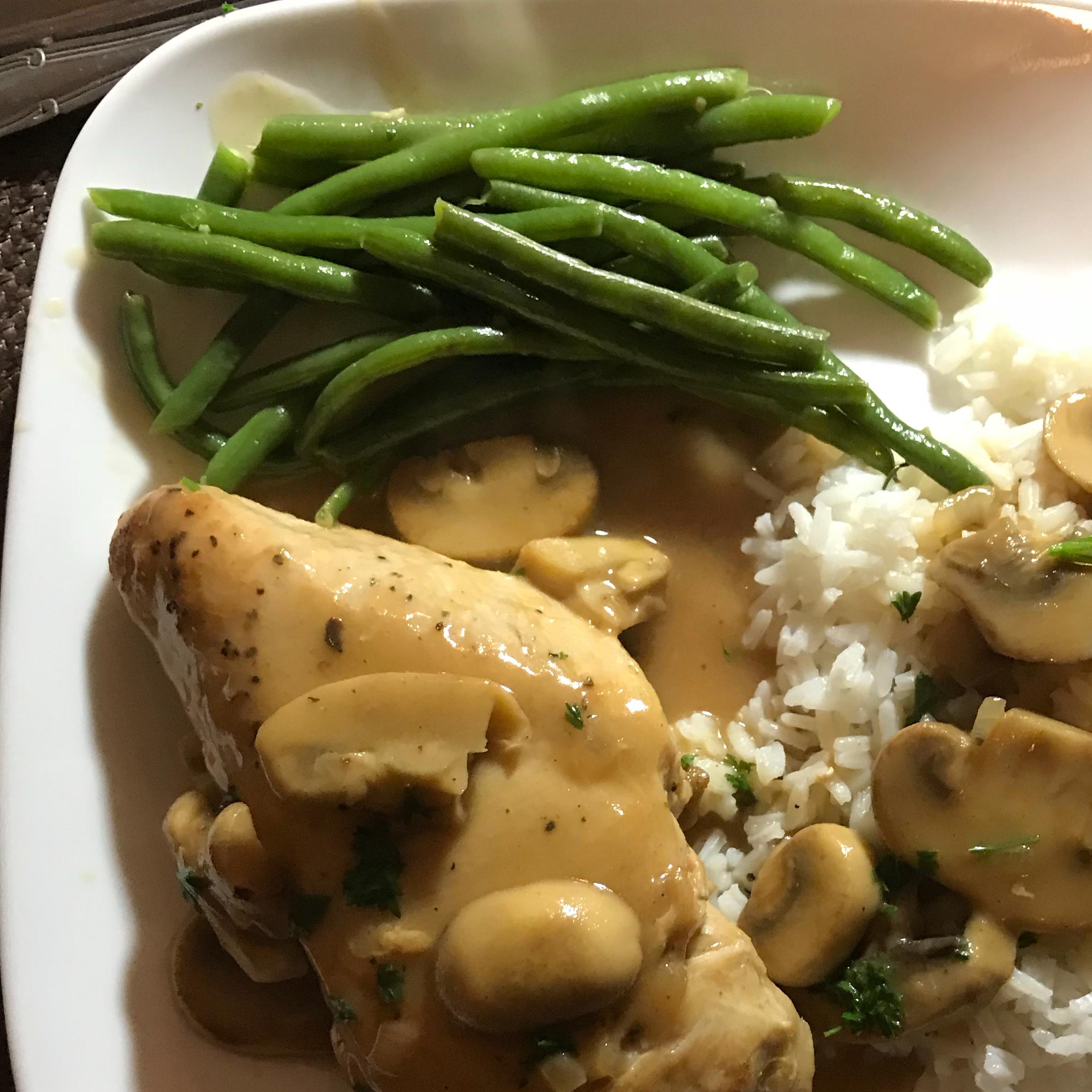 Chef John's Chicken Marsala Julie Quenneville Bustos