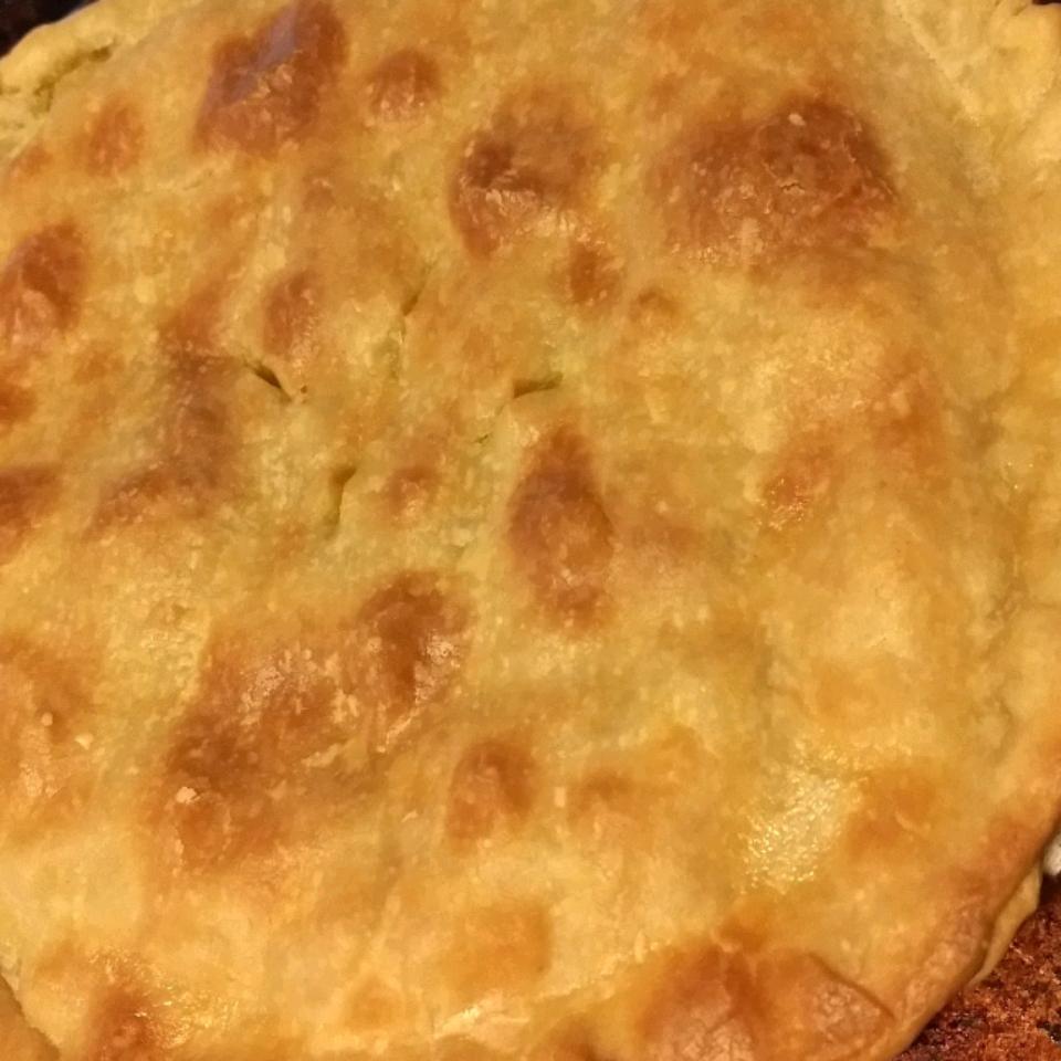 Chicken or Turkey Pot Pie JaneaSyd