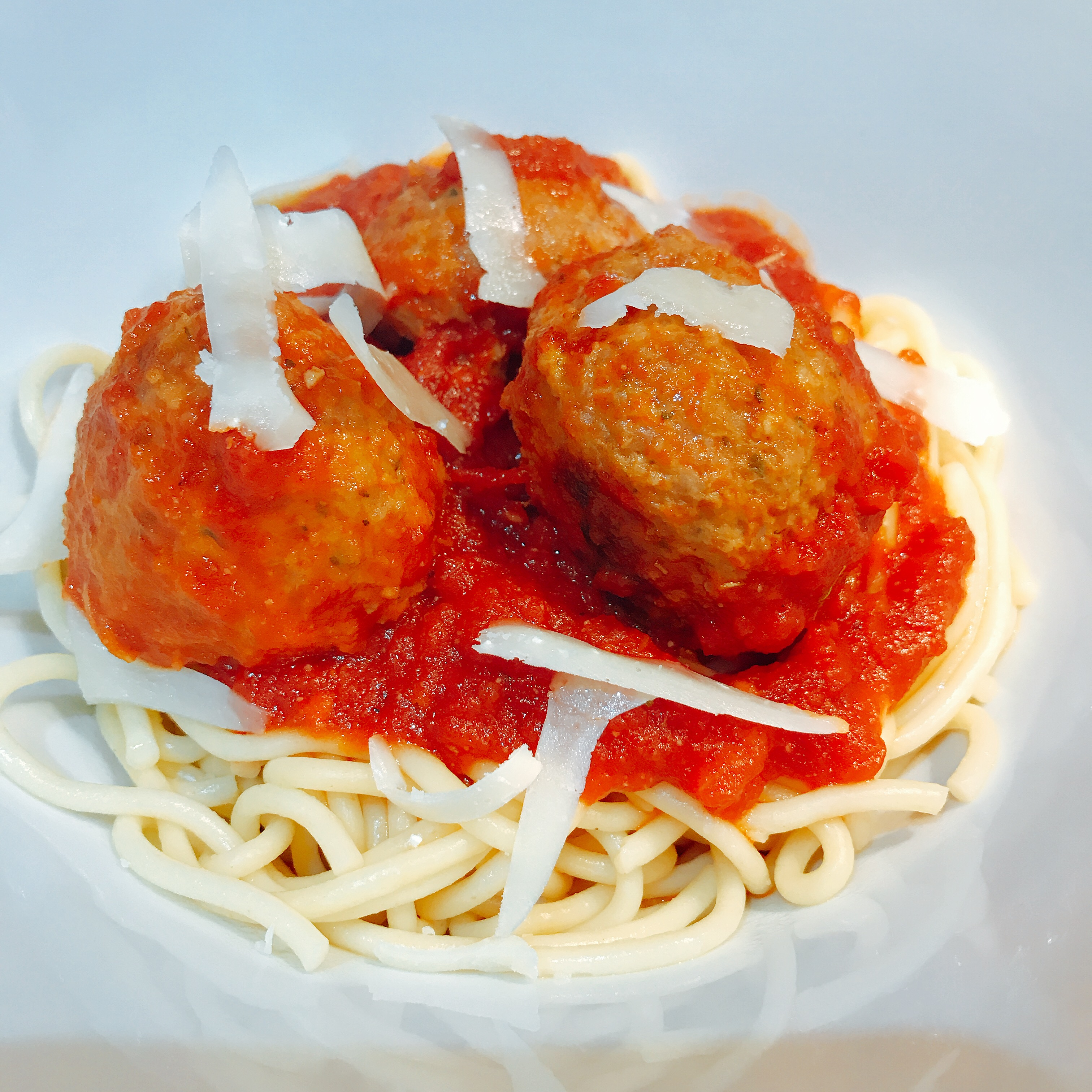 Spaghetti and Meatballs in the Instant Pot(R)