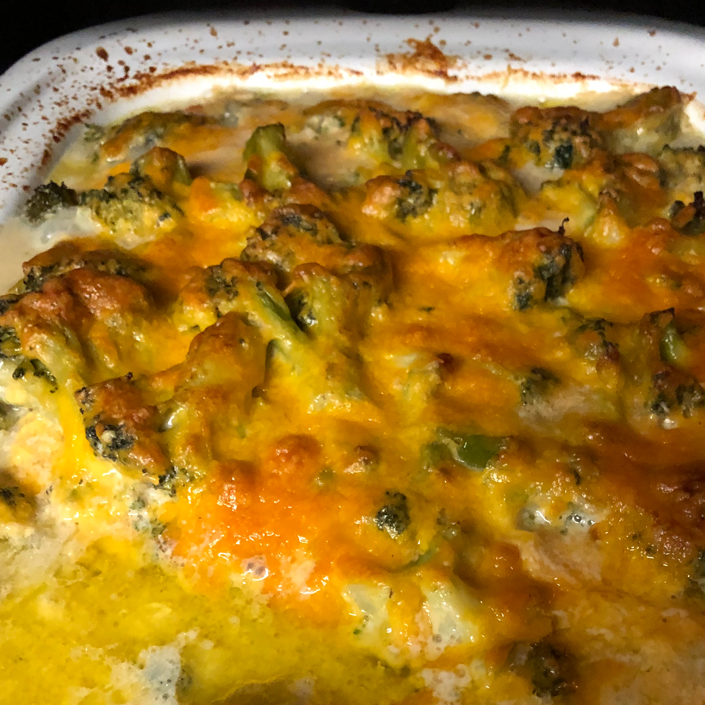 Haddock Bubbly Bake