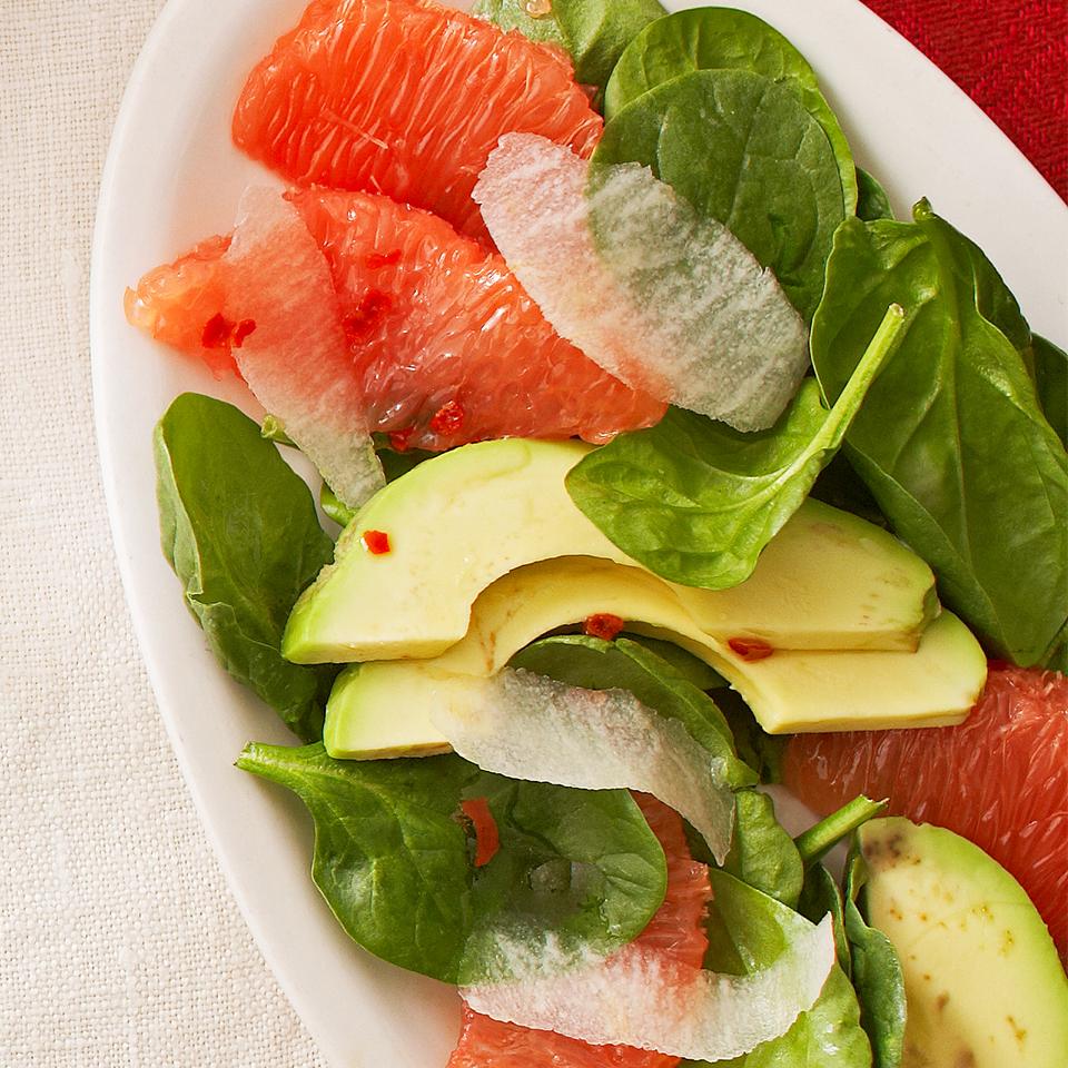 Avocado-Grapefruit Salad with Jicama Diabetic Living Magazine