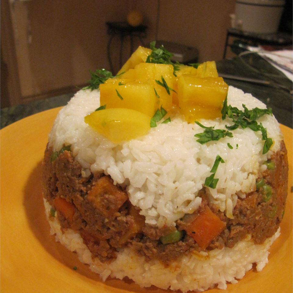 Arroz Tapado (Rice-On-Top) Katie