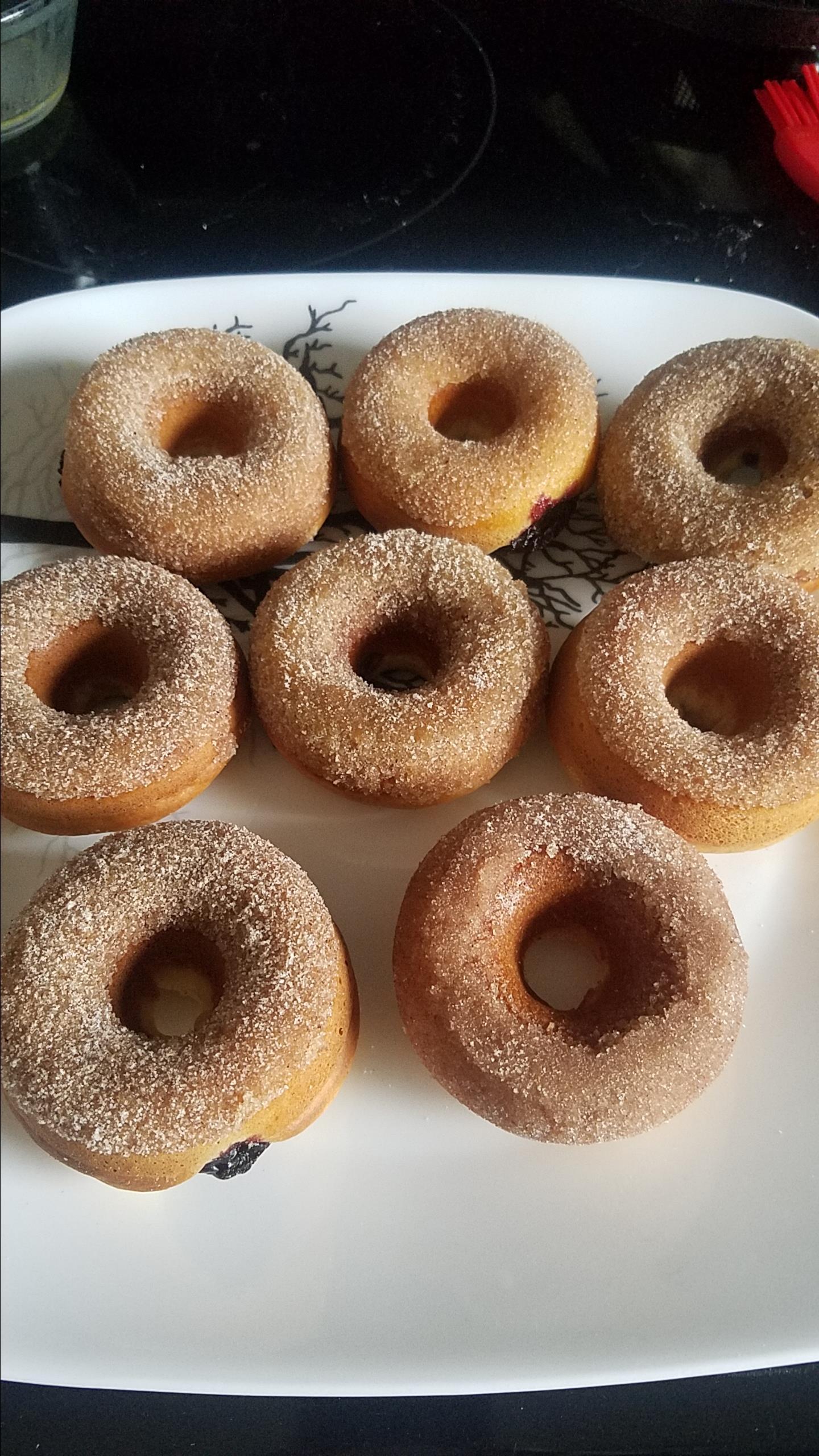 Easy Baked Doughnuts Melinda Garcia