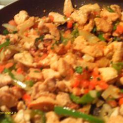 Pico de Gallo Chicken Quesadillas