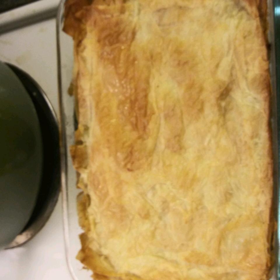 Easy As Chicken Pot Pie Joedcollins