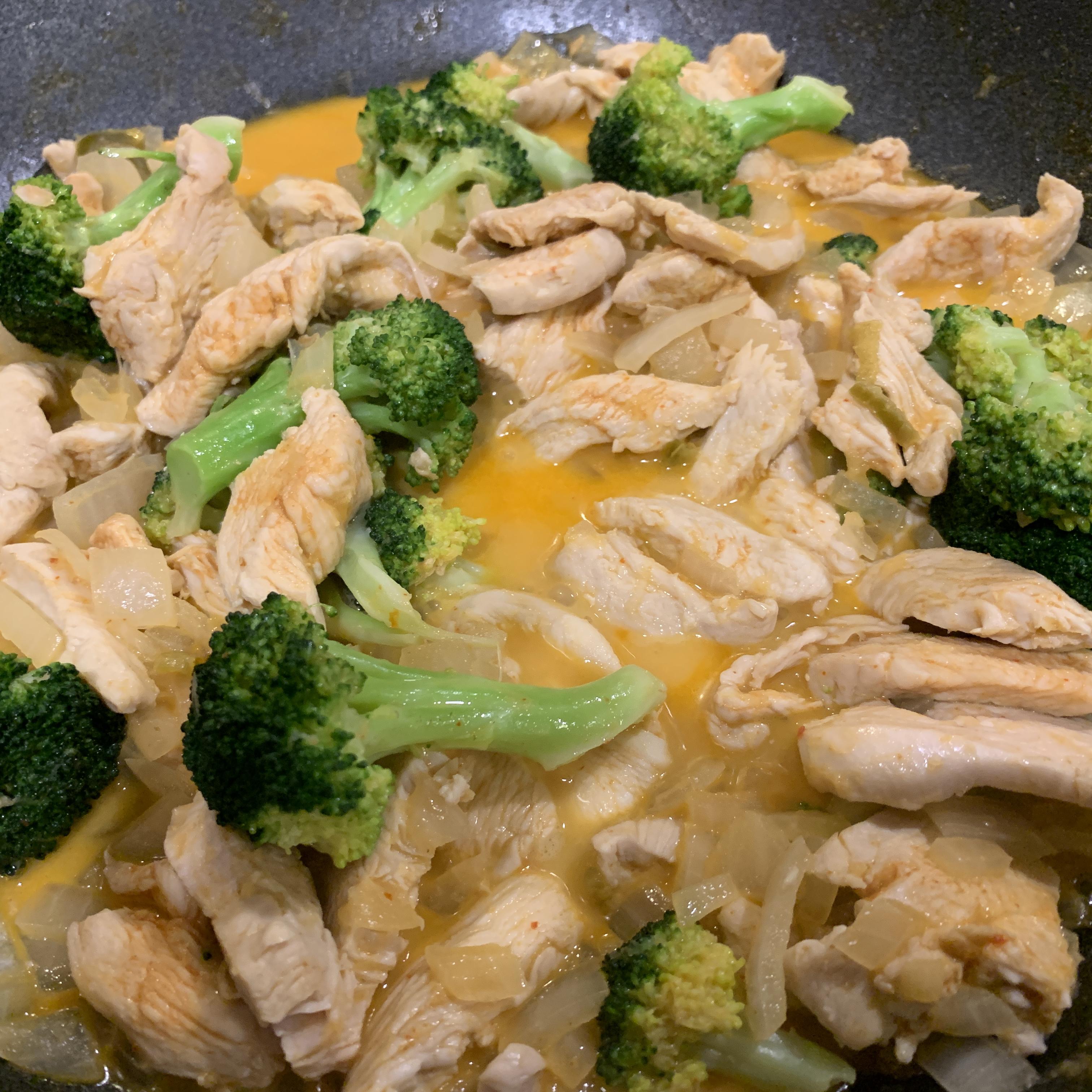 Thai Chicken Curry in Coconut Milk Suzette Crowe Klein