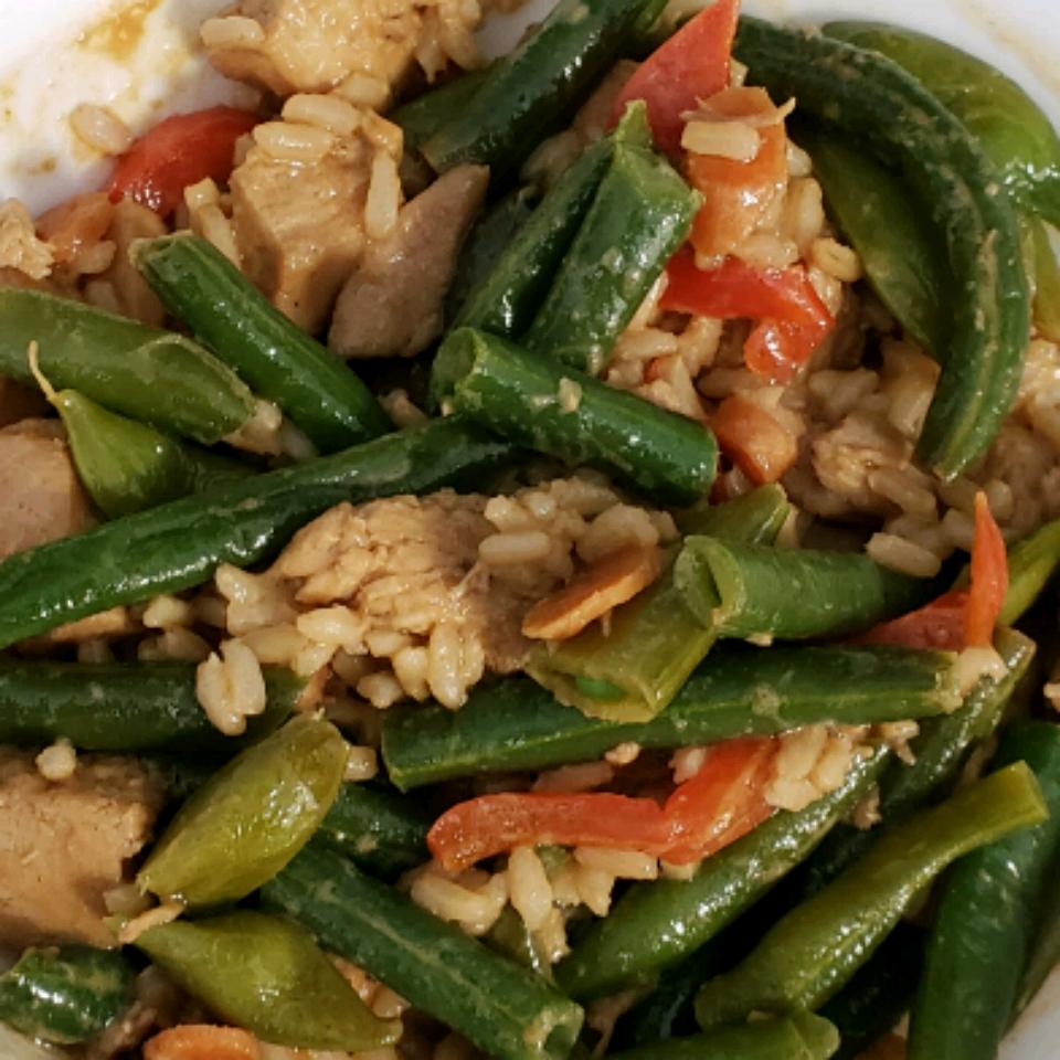 Freezer-Friendly Thai Chicken Kristen
