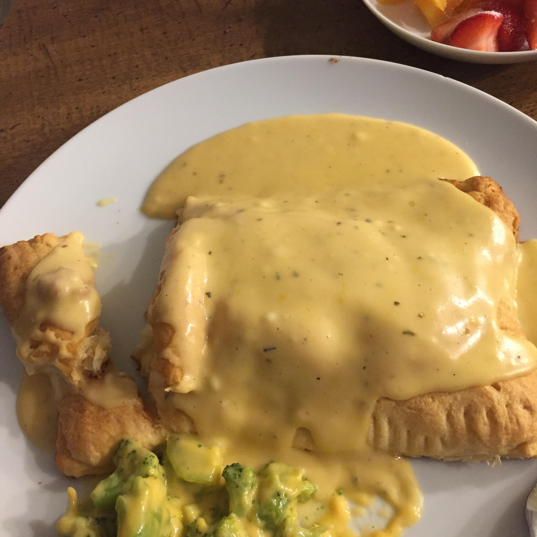 Cheesy Chicken Rolls karenkn