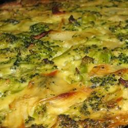 New Mom Broccoli Kugel
