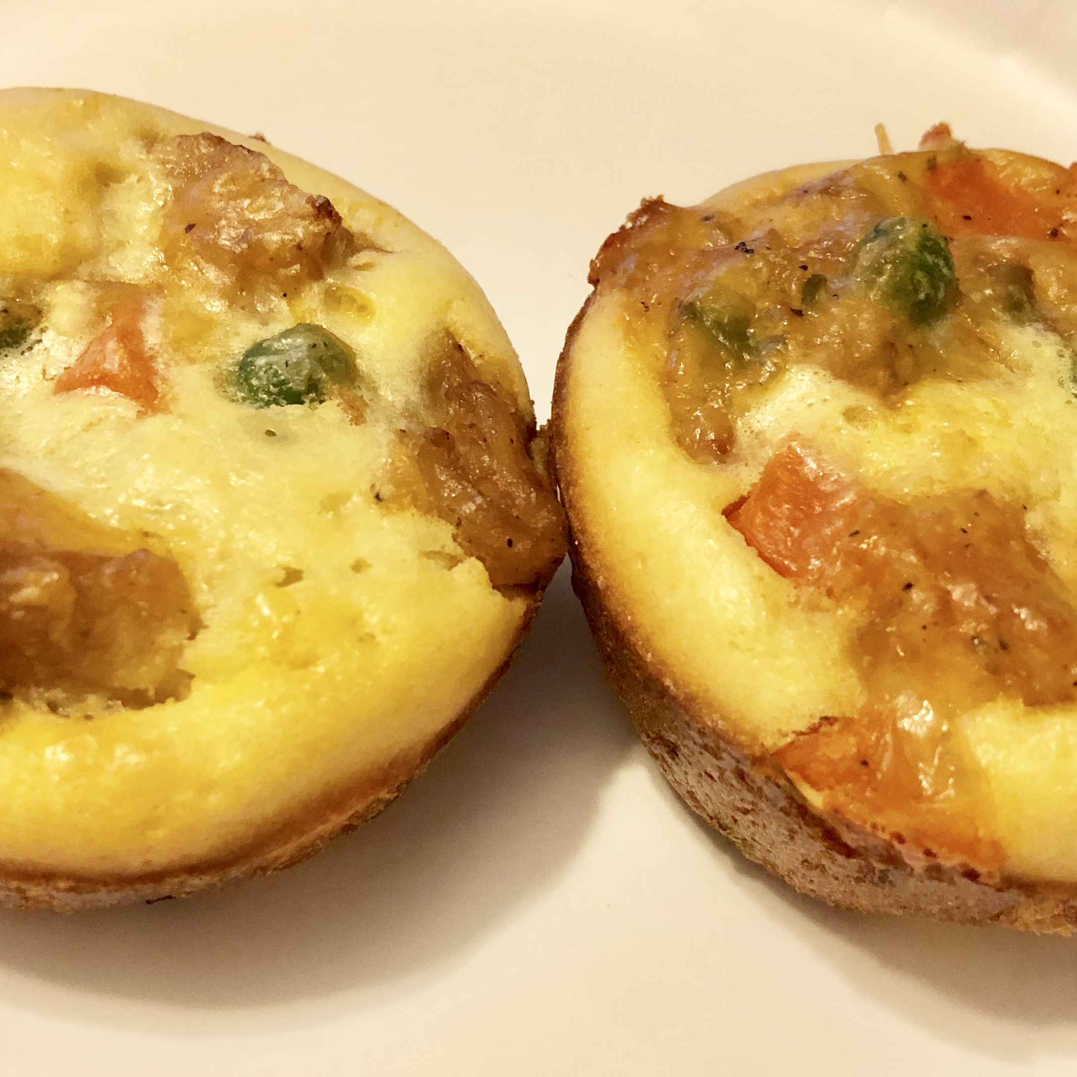 Impossibly Easy Mini Chicken Pot Pies Bisquick