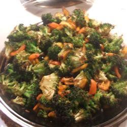 Roasted Broccoli Linda Farrell